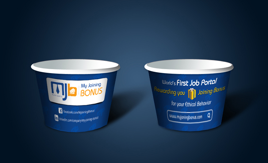 basic info cup design ideas