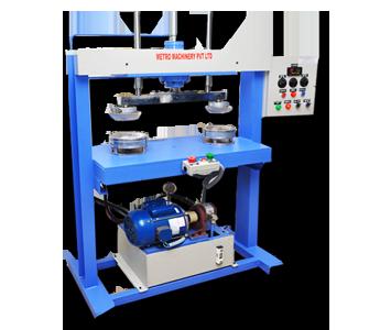 Double die semi automatic hydralic paper plate making machine  sc 1 th 209 & Paper cup machine u0026 Paper plate machine manufacturers and suppliers ...